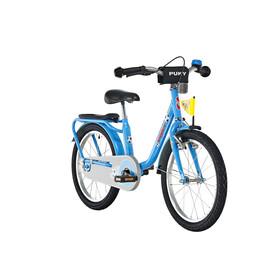 Puky Z 8 - Bicicletas para niños - gris/azul